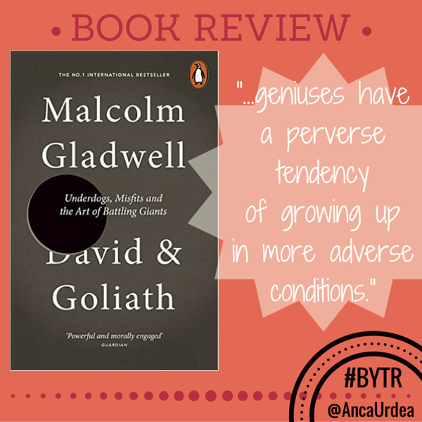 David & Goliath - book cover