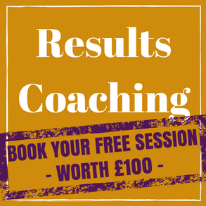 Book your Results Coaching Sesion