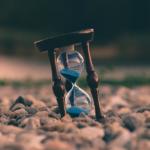 Hourglass & change